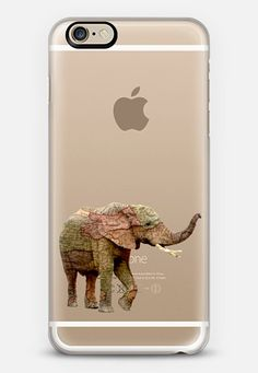Elephant Adventures iphone case - $10 off your first order @casetify using code: ZN4AQG #casetify #case #iphonecase #elephant #animal #map #travel #clearcase #phonecover #discount #offer #discountcode