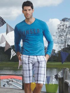 Matt Aymar for Unser (SS 2012) #MattAymar #Canadian #malemodel #model #MegaModelMgmt #lake