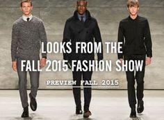 fall 2015 looks