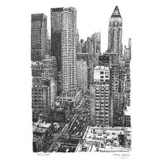 Sketching the City Savant Artist Stephen Wiltshire ❤ liked on Polyvore featuring backgrounds, fillers, pictures, art, sketches, doodles, text, quotes, phrase and saying