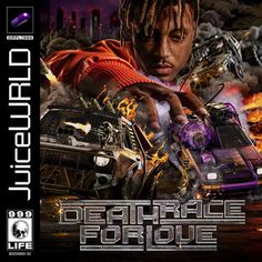 Juice Wrld Death Race For Love Cover Art Poster High-quality posters to hang in dorms, bedrooms or offices. Multiple sizes are available. Printed on semi gloss poster paper. Additional sizes are available. Juice Wrld Death Race For Love Cover Art Cover Art, Love Cover, Good Riddance, Trippie Redd, Young Thug, Easy Listening, Today's Top Hits Spotify, Itunes Music, Music Music