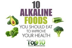 10 Alkaline Foods You Should Eat to Improve Your Health Health Tips, Health And Wellness, Health And Beauty, Health Fitness, Top 10 Home Remedies, Natural Remedies, Body Tissues, Alkaline Foods, Fit Board Workouts