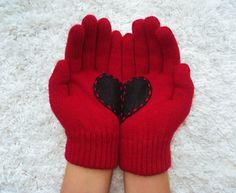 handfuls of hearts!