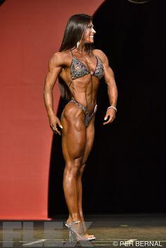 Oksana Grishina - Fitness - 2015 Olympia