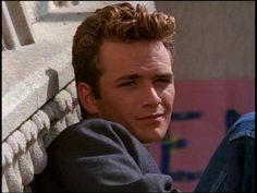 Luke Perry photos, including production stills, premiere photos and other event photos, publicity photos, behind-the-scenes, and more.