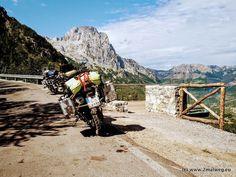 Auffahrt zum #Thethi #Pass in #Albanien. Drive up to #Theti #pass in #Albania. Great wether and great road (at least to the top). http://ift.tt/2k9yU8G #motorrad #spiritofGS #makelifearide #bmw #bmwmotorrad #fotografie #photography #reisen #travel #blog #adventure #adventureriding