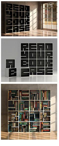 Libreria Read-Your-Book-Case ::: Saporiti concept