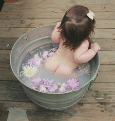 Milk bath photography  -Magnolia Jane