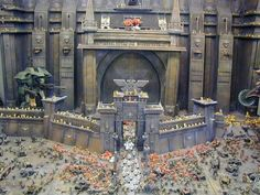 Epic Siege of the Palace of Terra. Horus Heresy
