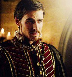 Colin O'Donoghue in The Tudors