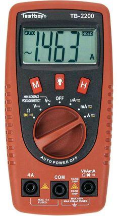 Цифровой мультиметр TESTBOY 2200 - цена, отзывы, характеристики, фото