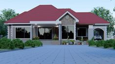 Single Bedroom, Master Bedroom, Brick Laying, Roof Cleaning, Pool Installation, Monster House Plans, Floor Layout, Landscape Services