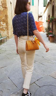 eeb4a21ea8f 8 Easy Travel Outfits You Should Always Have on Hand. Chic Summer ...
