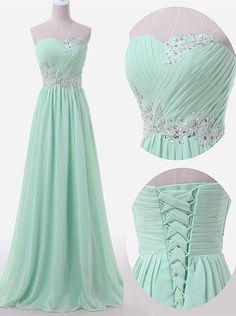 prom dresses,chiffon evening gowns,light blue prom gowns, 2017 blue evening dress