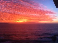 Incredible sunset in the beach The Incredibles, Celestial, Sunset, Beach, Outdoor, Sunsets, Outdoors, The Beach, Beaches
