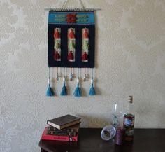 Tenture murale Bells tissé à la main tapisserie par MaraTapestry
