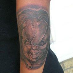 #Chucky @the_art_of_martin_montoya