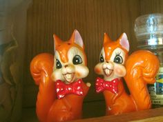Vintage Salt and Pepper Shakers