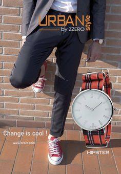Modello hipster Urban by Zzero