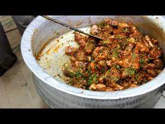 Dum Biryani Restaurant style, except for the ajino moto/monosodium glutamate, this biryani recipe seems on point for large crowds.