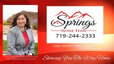 Number one Listing Agent in Colordo Springs CO  https://gp1pro.com/USA/CO/El_Paso/Colorado_Springs/Colorado_Springs/1283_Kelly_Johnson_Blvd.html  I am a Colorado Realtor with 10+ years of experience. I manage my own team - The Springs Home Team and we assist both Buyers and Sellers along the Front Range. Our commitment to serving the community though real estate shows through our various programs. We were honored to be the #1 selling agent in Colorado for Homes for Heroes, we were named in…