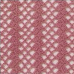 Padrões de crochê para iniciantes | Encyclopedia of Needlework