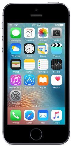 Apple Iphone Se (Space Grey, 16Gb) Price : Buy Apple Iphone Se (Space Grey, 16Gb) Online at Best Price in india- Shoponn.in