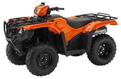 New 2016 Honda TRX500FM2G ATVs For Sale in Alabama.