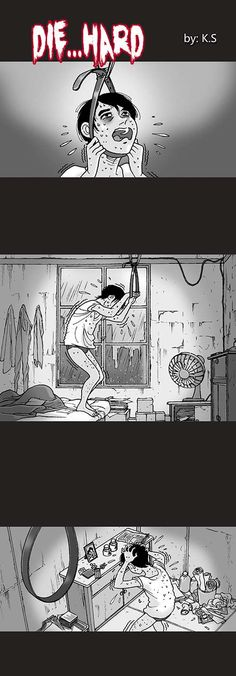 Silent Horror :: Die...hard | Tapas - image 1