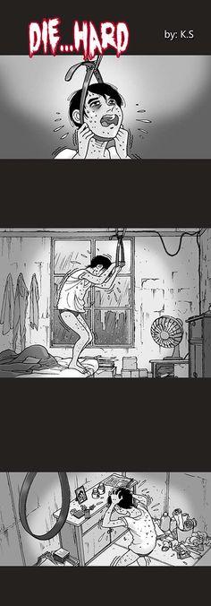 Silent Horror :: Die...hard | Tapastic Comics - image 1