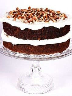 Favorite Carrot Cake Recipe