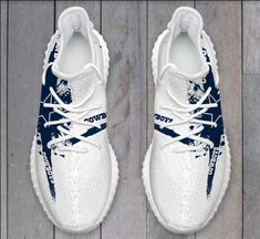 Check this Dallas Cowboys Yeezys Boost Men Running Shoes Gift Trending Design T Shirt . Hight quality products with perfect design is available in a spectrum of colors and sizes, and many different types of shirts! Dallas Cowboys Outfits, Dallas Cowboys Football, Football Team, Yeezy Sneakers, Cowboy Shoes, Fresh Shoes, Long Toes, Running Shoes For Men, Sport Watches