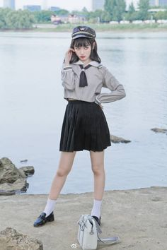 American Apparel Tennis Skirt, Korean Beauty Girls, Kawaii Clothes, Tulle, Outfit Ideas, Hipster, Prom Dresses, Cosplay, Asian