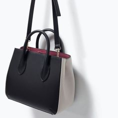Image 4 of MINI CITY BAG from Zara