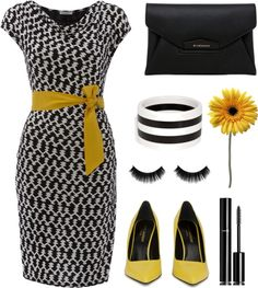 """""""Challenge 10 items or less: #1"""" by valentina-agnese ❤ liked on Polyvore"""