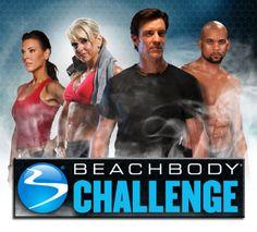 Nutrition + Fitness + Support + Accountability = Success http://lisalanedeno.com/beachbody-challenge/