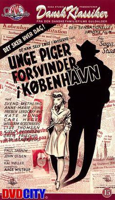 Unge piger forsvinder i København (1951)
