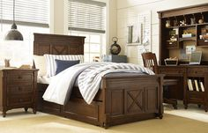 Big Sur Highlands Panel Bed Twin by Legacy Classic Kids