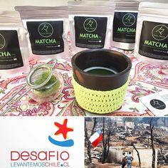 Les contamos que donaremos el 20% de todas las ventas de nuestros productos que realicemos desde hoy Lunes hasta el día Viernes 3 de Febrero a la campaña que está realizando la fundación #DesafíoLevantemosChile @desafiochile que irá en ayuda a los afectados de los incendios. Sigamos ayudando a reconstruir las zonas afectadas #MatchaChile www.matchachile.cl --------- #desafío #afectados #incendio #chile #vamoschile #nadiequedeafuera #LevantemosChileCHV #matcha  @carolademoras @rafaaraneda…