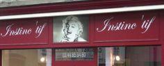 enseignes,vitrine,magasin,photos,dans la rue,humour,jeux de mots,boutique des mots,Photos laurent Jacquy,coiffeur,coiffure
