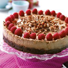 Recept på Tobleronecheesecake från - Hemmets Journal