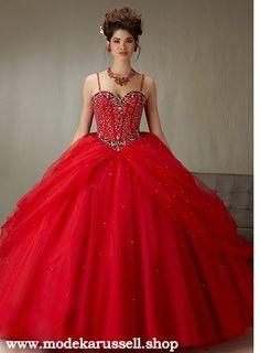 A Linie Abendkleid Sissi in Rot Hochzeitskleid Lang, Prinzessinnen, Kleider  Online Kaufen, Rotes 5529f8859c