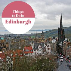 Whether you want to discover its history, beauty or events, you'll find plenty of things to do in Edinburgh that will leave you wanting more.