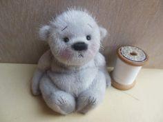 Willibob by Barney Bears Originals, by Cheryl Rogers