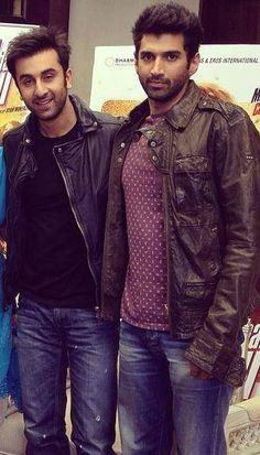 Ranbir & Aditya