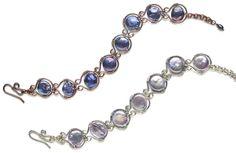 Make a framed pearl bracelet | BeadStyleMag.com