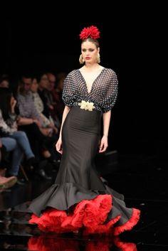 Traje de Flamenca - Carmen-Vega - Simof-2017