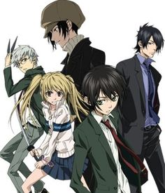 Day 23: Nabari No Ou... this anime was good but not great. Liked the characters but not enough to get overly attached and liked the plot but not enough to be overly addicted. After watching all 26 episodes though I personally give this anime 3 stars. :-)