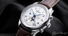 LONGINES  Master Collection Chronograph Moonphase / Ref.L2.773.4.78.3 #luxurywatch #longines #chronograph longines chronograph Swiss Watchmakers  Pilots Divers Racing watches #horlogerie @calibrelondon