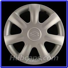 Suzuki Verona Hub Caps, Center Caps & Wheel Covers - Hubcaps.com #Suzuki #SuzukiVerona #Verona #HubCaps #HubCap #WheelCovers #WheelCover